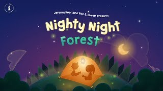 YouTube e-card iOS  Android Nighty Night Forest is the newest addition to our portfolio of