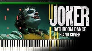 "JOKER - ""Bathroom Dance"" Piano Cover - Hildur Guðnadóttir"