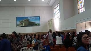 Louvor Gospel Em São José Do Rio Preto Na Igreja Universal Reino De Deus