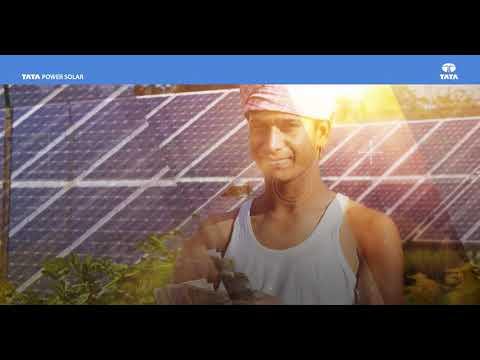Tata Solar Irrigation Water Pump