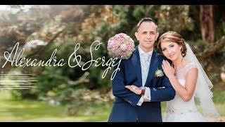 Hochzeitsvideo von Alexandra & Sergej