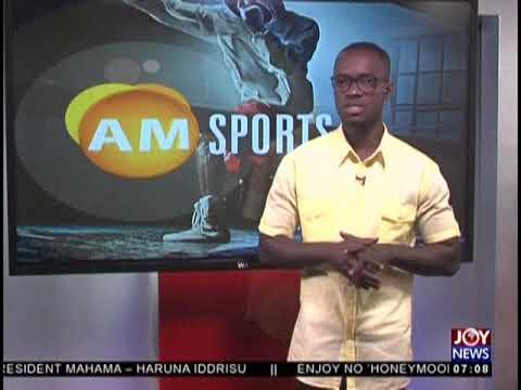 AYC Qualifier - AM Sports on JoyNews (3-8-18)