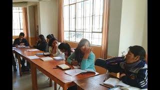 Indtryk fra en uge på bibelskolen CLET