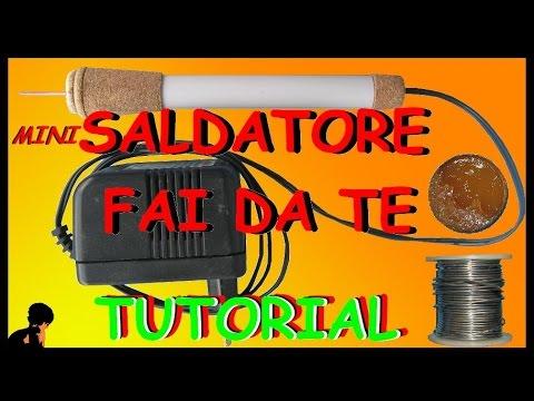 SALDATORE FAI DA TE tutorial