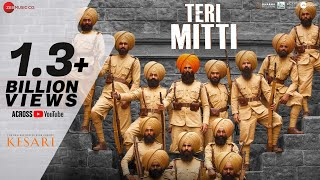 Teri Mitti - Kesari | Akshay Kumar & Parineeti Chopra | Arko | B Praak | Manoj Muntashir - Download this Video in MP3, M4A, WEBM, MP4, 3GP