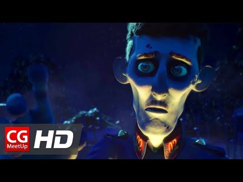 "CGI Animated Short Film: ""Seconde Chance"" by ESMA 