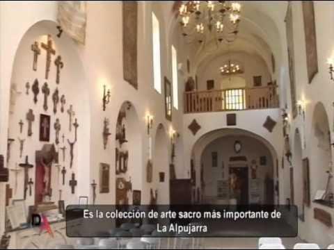 Arte sacro en Ugíjar (Granada)