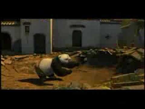Kung Fu Panda Trailer 2