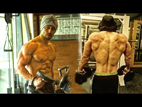 Tiger Shroff's Gym Workout Video LEAKED