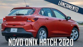 Novo Onix Hatch 2020 - Todos os detalhes e como é
