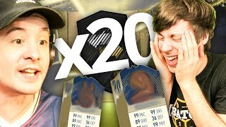 CHRIS GETS A WALKOUT IN A PACK BABY!! Fifa 18 Ultimate Team Pack Opening / OTW