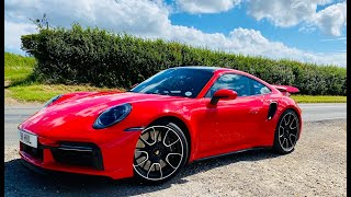2020 Porsche 911 (992) turbo S review. Is this the ultimate 911 turbo?