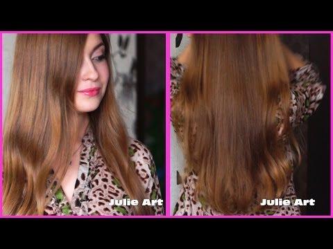 Супер МАСКА для волос: ОБЪЕМ и БЛЕСК волос