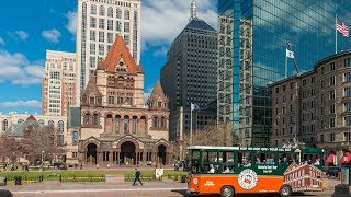 video - Old Town Trolley Tours of Boston