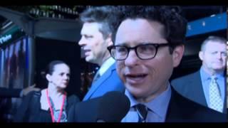J.J. Abrams - Australian Premiere Red Carpet