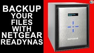 Netgear ReadyNAS 526X NAS Review #NAS