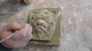 Замковый камень Морда