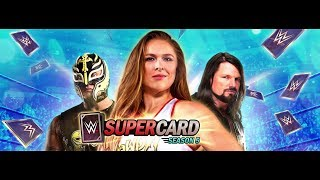 WWE SuperCard Season 5 Feature Trailer