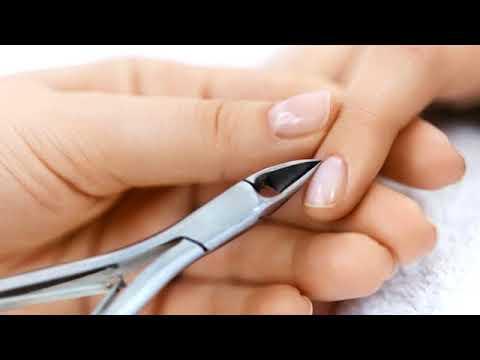 La posizione che guarire un fungo di unghie