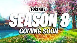 Fortnite Season 8 THEME Revealed!. (New Season 8 Leaks & Theories)   Fortnite Battle Royale Season 8