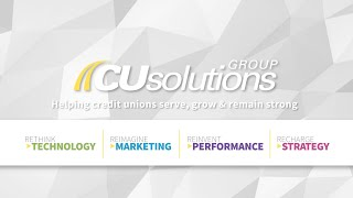CU Solutions Group Overview