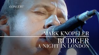 Brand new clip on the official Mark Knopfler Channel: