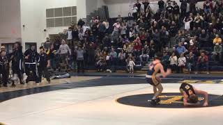 TR North's Jake Rosental wraps up win over Southern