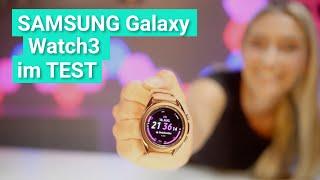 Samsung Galaxy Watch3 im Test - Warum nicht jeder mit der Smartwatch glücklich wird!