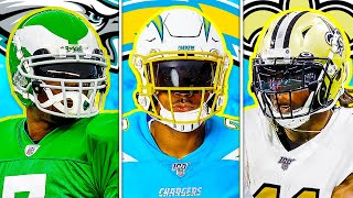BEST Uniform From Every NFL Team