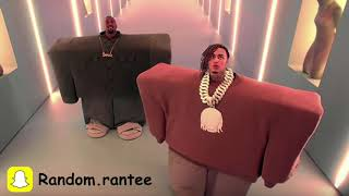 Kanye West & Lil Pump   I Love It (1 Hour)