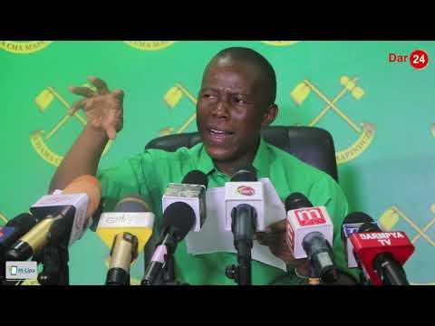 Polepole atoa historia ya uchaguzi wa Serikali za mitaa, amtaja Mbowe na Hashim Rungwe