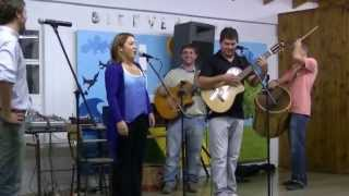 preview picture of video 'EUGENIA CARDOZO JUNTO A LOS APARCEROS/Joyelo'