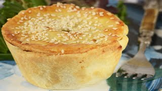 Meat Pies Recipe Demonstration - Joyofbaking.com