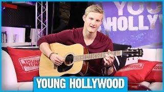 Alexander Ludwig Talks VIKINGS & Shows Off Musical Talents!