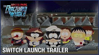 South Park: The Fractured But Whole is now available on the Nintendo Switch! As the New Kid with a super-powered butt, will you have what it takes to unite your allies and save South Park?...