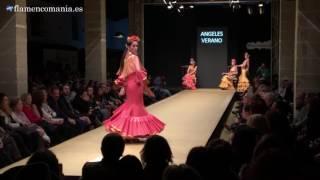 La Pasarela Flamenca Jerez Tio Pepe 2017 retransmitida por Flamencomania.