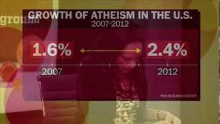 Atheism: The 'A' word issue