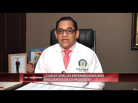 La prevención de la prostatitis masaje