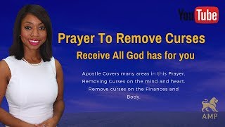 breaking curses prayer finances mind - Free video search