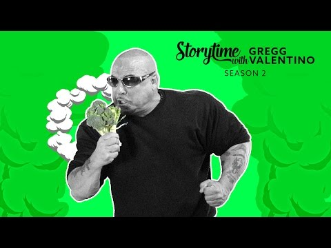 Dicks, Butts... And Broccoli | Storytime With Gregg Valentino