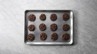 Double Chocolate Nutella™ Cookie Truffles