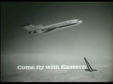 1960s Eastern Airlines Commercial
