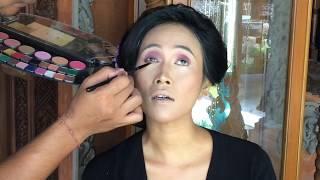Makeup Cantiq Dengan Sanggul Bali// Flawless Makeup