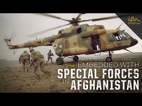 Embedded with Special Forces in Afghanistan | Part 1