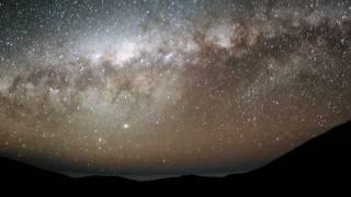 Ночь, луна, звёзды..., звездное небо