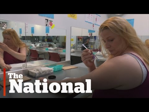Controversial Clinic Gives Heroin to Addicts