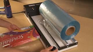 Industrial Shrink Wrap System