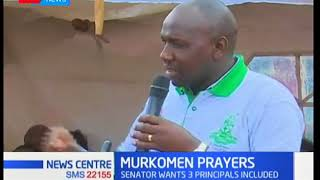 Kipchumba Murkomen has called on President Uhuru Kenyatta to have talks with other NASA leaders