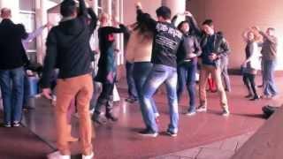 Flashmob - Groningen zaterdag 13 april 2013 (Bachata)