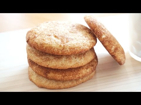 How to make Snickerdoodle Cookie 스니커두들 쿠키만들기 | SweetHailey